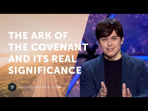 The Ark Of The Covenant And Its Real Significance  Joseph Prince