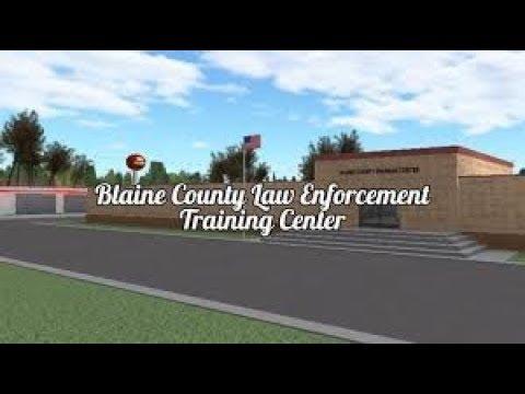 Blaine County Law enforcement Training center