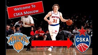 Ron Baker Welcome To CSKA Moscow ● Best Plays & Highlights