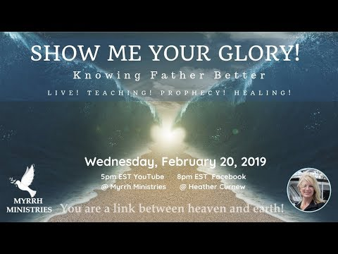Show Me Your Glory-Father What Is Going On?