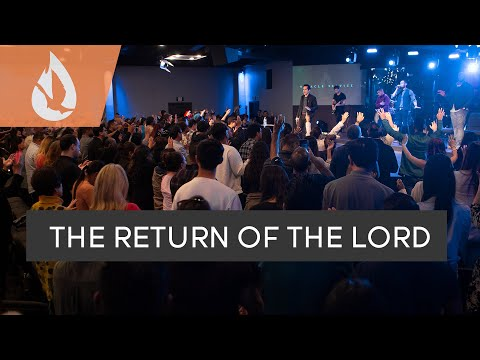 Impartation Live: The Return of the Lord