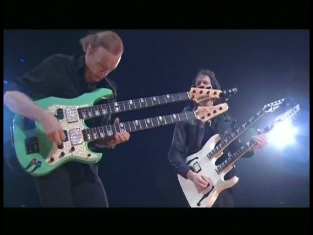 filmik paul gilbert & billy sheenan hd - live at budokan 2009
