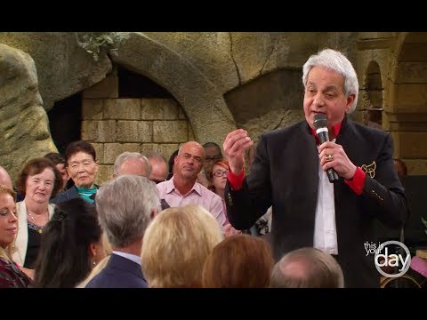 How to Release the Anointing of God P2 - A special sermon from Benny Hinn