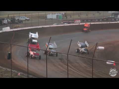 Lucas Oil ASCS at Gallatin Speedway Sat 7 10 21 - dirt track racing video image