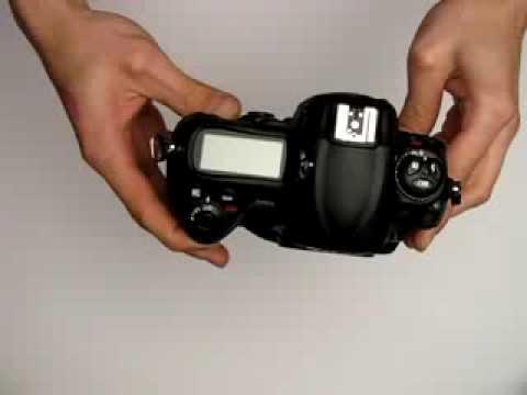 Videorecenze Nikon D3x tělo