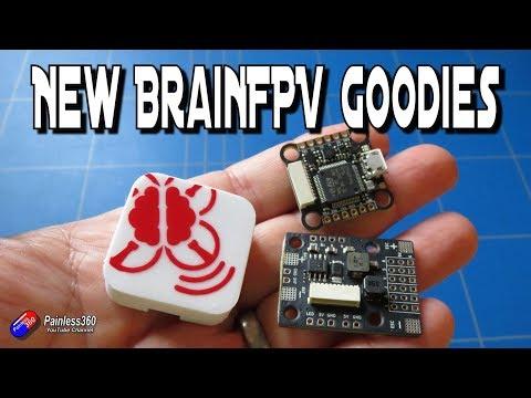 New BrainFPV RadixLI, wPB and GPS - UCp1vASX-fg959vRc1xowqpw