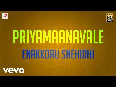 Priyamaanavale - Enakkoru Snehidhi Lyric   Vijay, Simran   S.A. Rajkumar - UCTNtRdBAiZtHP9w7JinzfUg