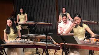 Stanford Chinese Fork Music Ensemble Concert 2019