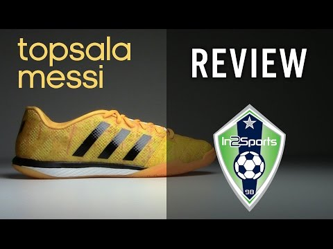 Adidas FreeFootball Boost Messi Review + On Feet | f sport.lt