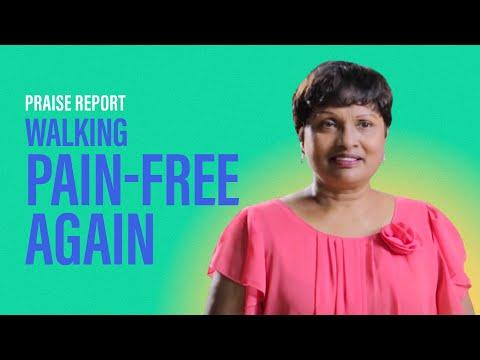 Walking Pain-Free Again  New Creation Church