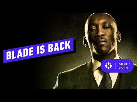BLADE IS BACK - Comic Con 2019 - UCKy1dAqELo0zrOtPkf0eTMw