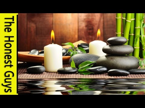 3 HOURS Relaxing Music with Water Sounds Meditation - UC4jWo5kiyOCt4PnvF4jbaLg