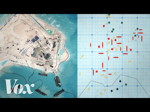 Why China is building islands in the South China Sea - UCLXo7UDZvByw2ixzpQCufnA