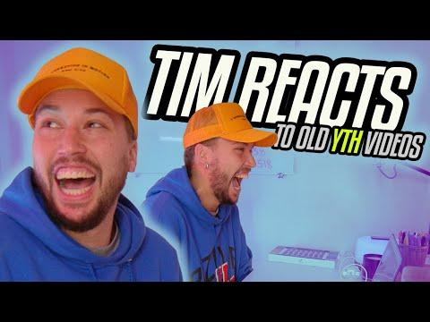 Cringe  Tim Somers Reacts  Elevation YTH