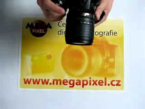 Videorecenze Nikon D90 tělo