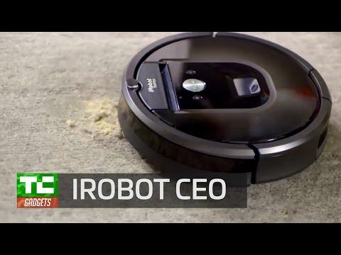 iRobot's CEO on bringing robots into the home - UCCjyq_K1Xwfg8Lndy7lKMpA