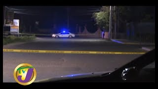 TVJ Midday News: Gang Feud in Spanish Town, St. Catherine - August 13 2019