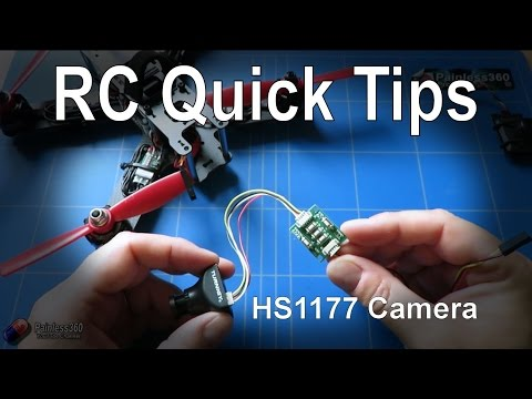 RC Quick Tips: Wiring up and using the HS1177 camera joystick/buttons - UCp1vASX-fg959vRc1xowqpw