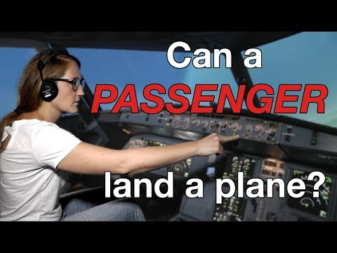 Can a PASSENGER land a PLANE? Presented by CAPTAIN JOE - UC88tlMjiS7kf8uhPWyBTn_A