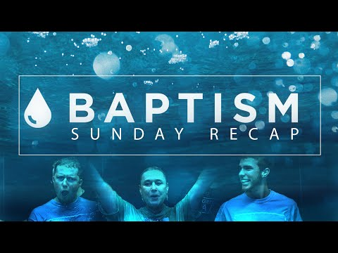 Baptism Recap  Dec 22, 2019