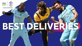 UberEats Best Deliveries of the Day | England vs Sri Lanka | ICC Cricket World Cup 2019