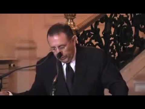 Alain Jupp et Youssef Amrani Secr taire g n ral de l Union pour la M diterran e 13 10 11
