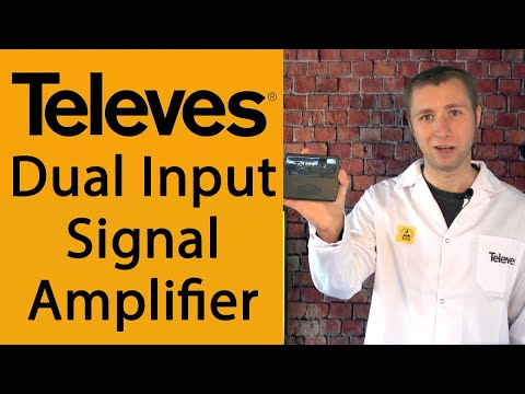 Televes T-Force Dual Input Antenna Preamp Review