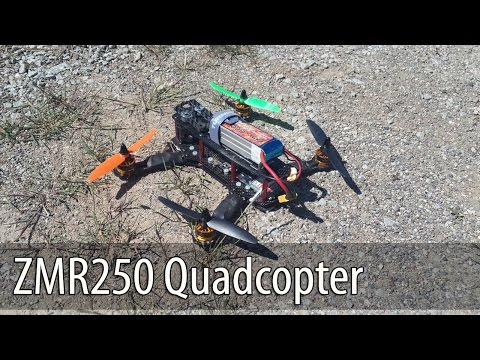 ZMR 250 Quadcopter Test Uçuşu - UCkSMldA6NpZQh2w8DlskGxA