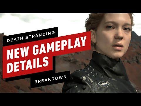 Death Stranding: A Deep Dive into the New Gameplay Mechanics - UCKy1dAqELo0zrOtPkf0eTMw