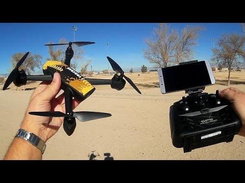 JXD 518 Beginners GPS HD Camera FPV Quadcopter Flight Test Review - UC90A4JdsSoFm1Okfu0DHTuQ