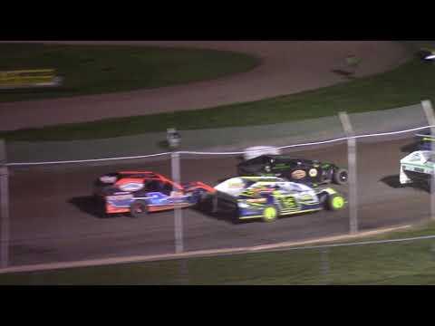 8/14/21 Modified Feature Beaver Dam Raceway - dirt track racing video image