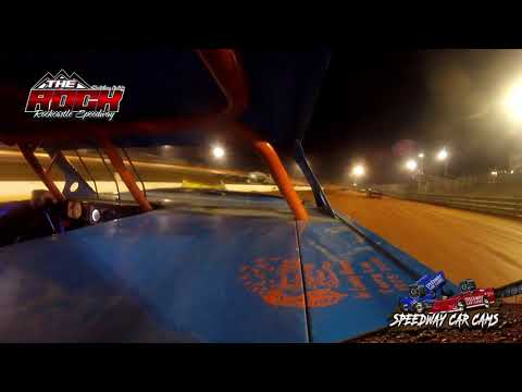 #3 Cameron Gilreath - Mini Stock - 10-2-21 Rockcastle Speedway - In-Car Camera - dirt track racing video image