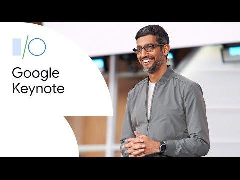 Google Keynote (Google I/O'19) - UC_x5XG1OV2P6uZZ5FSM9Ttw