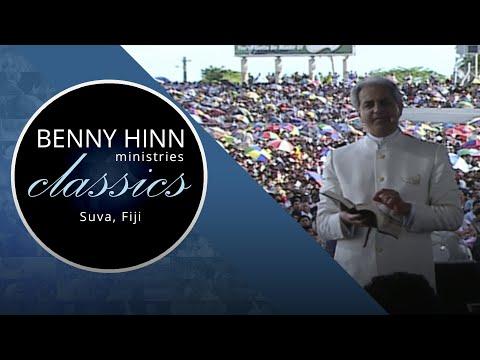 Benny Hinn Ministry Classic - Suva, Fiji 2006 Part 2