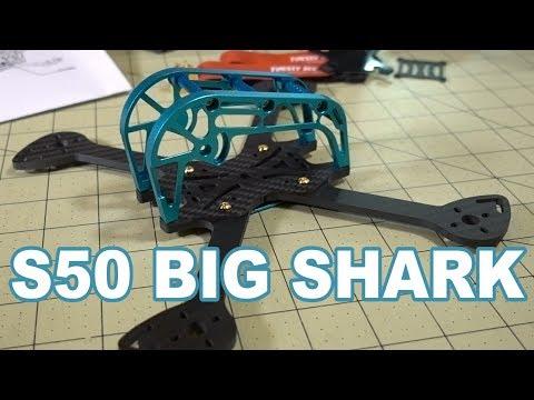 Tinsly S50 Big Shark 5-inch Frame Review  - UCnJyFn_66GMfAbz1AW9MqbQ