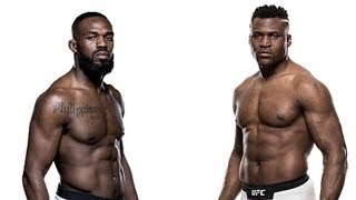 Francis Ngannou 'Definitely' Wants To Fight Jon Jones | BJPenn.com