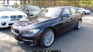 2012 BMW 328i Sedan Start Up, Exhaust, Review