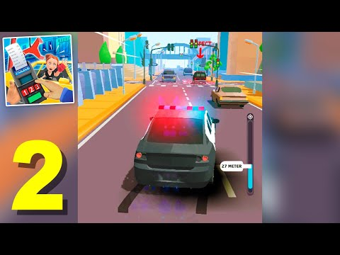 Police Officer - Police Simulator Game - Gameplay Walkthrough 21-50 Levels (Android, iOS)