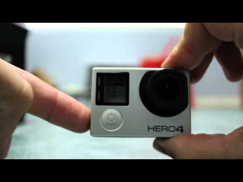 How To Turn ON / OFF Wi-Fi On The GoPro HERO4 Wi-Fi Shortcut