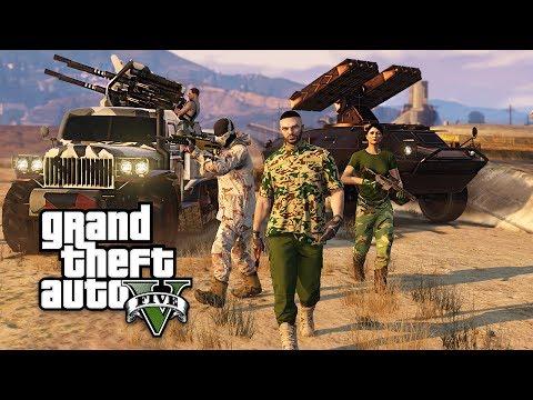 GTA 5 GUNRUNNING DLC - NEW CARS, VEHICLES, BUNKERS & MISSIONS!! (GTA 5 Gun Running DLC Update) - UC2wKfjlioOCLP4xQMOWNcgg