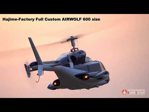 Introducing RC Airwolf 4Ch Coaxial Outdoor Helicopter | ImpressPages lt