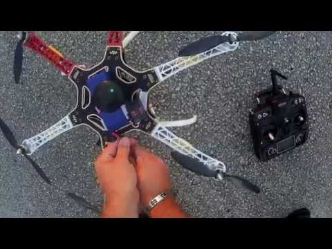 "DJI F550 ""Franky"" Build First Hover Hexacopter Multirotor with APM - UC8isNFyJesy4BfdaR0M7qjQ"