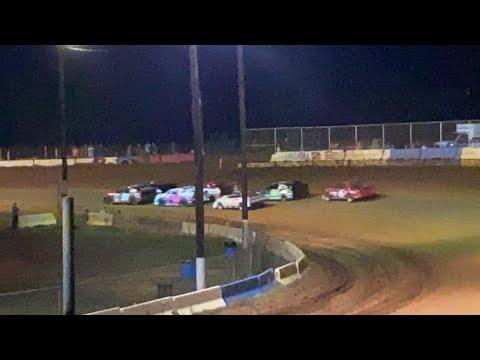 8/21/2021 Stock 4 Cherokee Speedway - dirt track racing video image