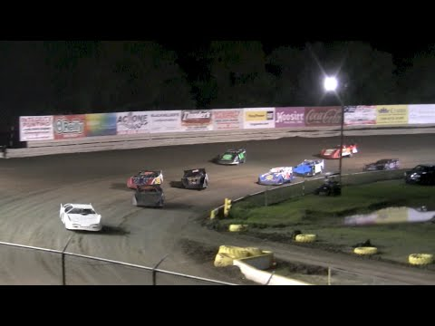 Limited Late Models - Volusia Speedway Park 5-21-16 - dirt track racing video image