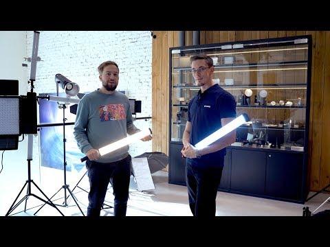 Videorecenze Fomei LED BAR 17W vč. akumulátoru