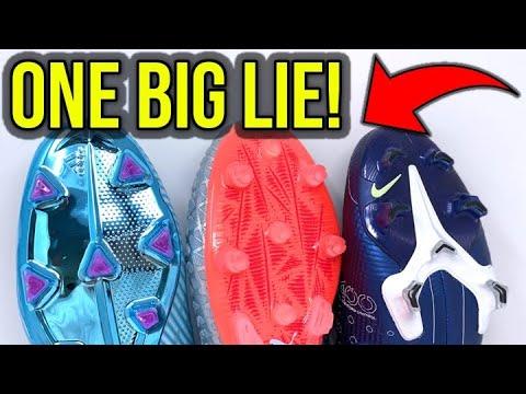 EXPOSING NIKE, ADIDAS AND PUMA FOR THIS DANGEROUS FOOTBALL BOOT LIE! - UCUU3lMXc6iDrQw4eZen8COQ