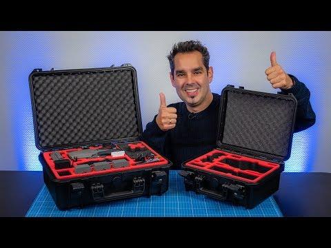 DJI Mavic 2 Pro #29 - MC Cases Kompakt & Explorer Koffer - UCfV5mhM2jKIUGaz1HQqwx7A