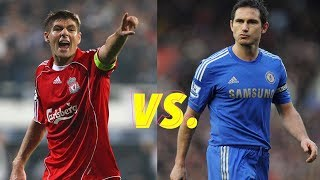 Gerrard vs. Lampard | Football Battles