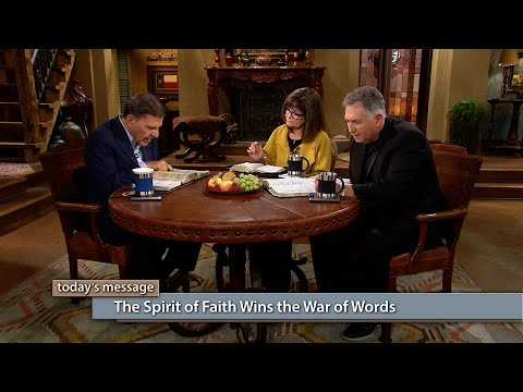 The Spirit of Faith Wins the War of Words