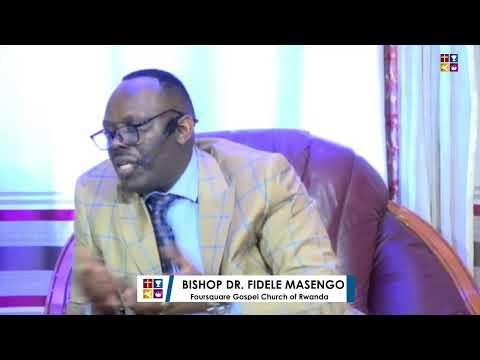 FOUIRSQUARE TV  AMATEGEKO N'UBUNTU By Bishop Dr. Fidle MASENGO - 08.02.2021